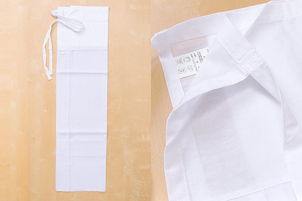 白の裾除け