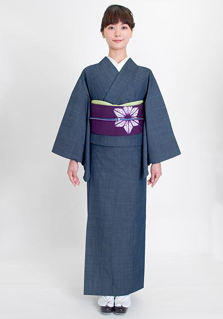 着物屋くるり 着物の種類 デニム着物