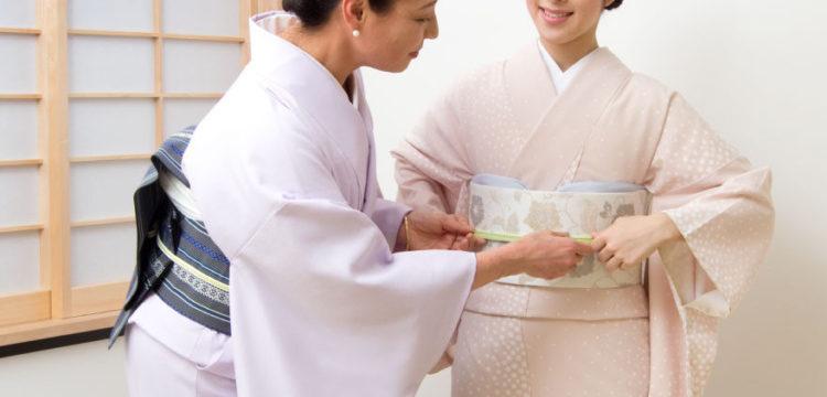 着物 帯 茶道 着付け 一般社団法人 日本きものファッション協会