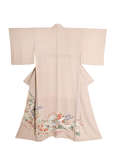 着物屋くるり 着物の種類 色留袖