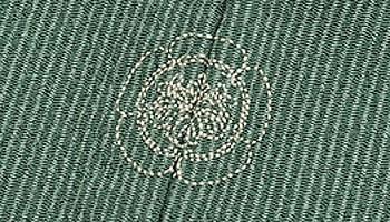 芥子(けし)縫い