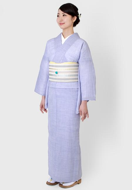 着物屋くるり 着物の種類 竹・麻・木綿の着物