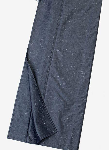 着物屋くるり デニム着物【DressSlub】ブルー