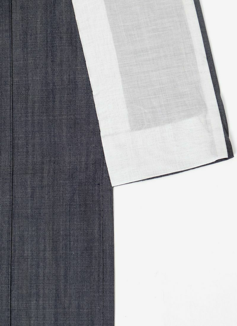 着物屋くるり デニム着物 GIZA グランブルー 商品詳細画像