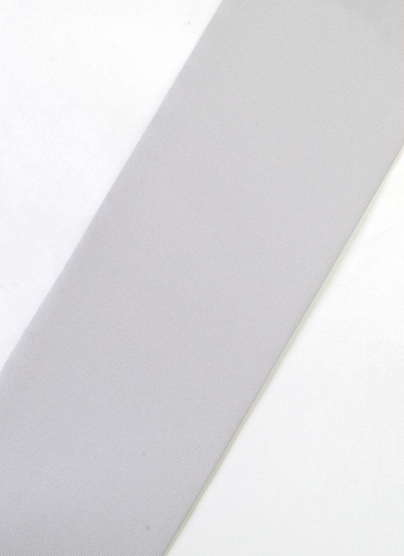 くるり 刺繍名古屋帯【magnifique(マニフィーク)】ライトグレー