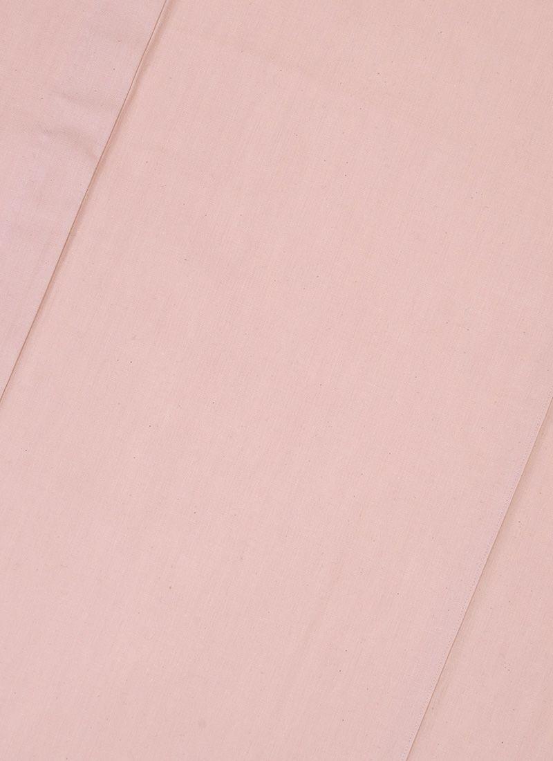 くるり カジュアル着物【灰櫻】生地