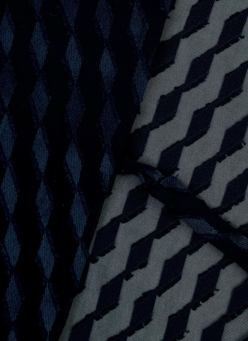 着物屋くるり 羽織【Haorie 星彩】ダークネイビー