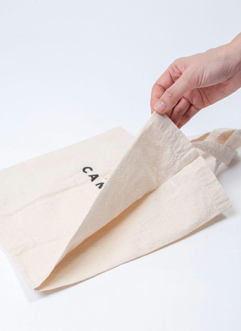 MAISON CANVVAS 抗ウイルス加工 エコバッグ  コンビニサイズ