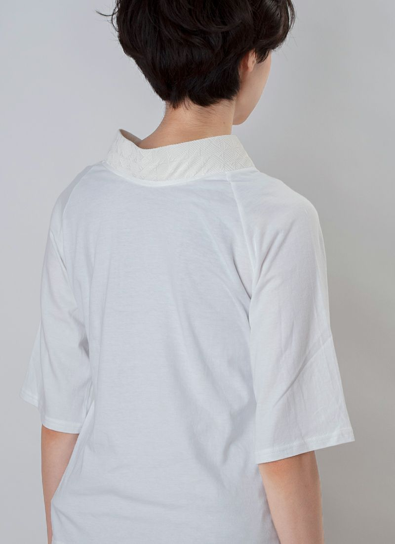 くるり 着物インナー【Legrand(ルグラン) ジャガード衿】三角/送料無料